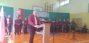 Wizyta uczniów i chóru z Węgier